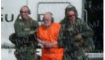 Mob Boss Whitey Bulger -- Chained and Shackled