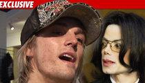 Aaron Carter: I NEVER Said MJ Gave Me Coke!!!