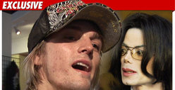 Aaron Carter: I NEVER Said MJ Gave Me Coke!!! 