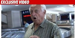 Tommy Lasorda -- Feeling Blue About The Dodgers