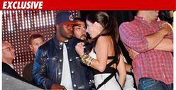 Reggie Bush Continues to Hang with Kim-alike GF