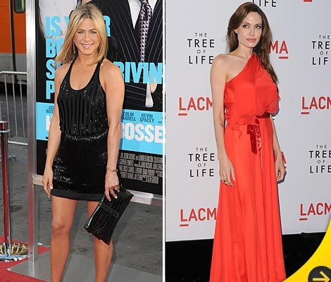 Did Jennifer Aniston Out Earn Angelina Jolie?