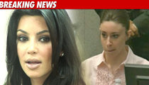Kim K Stunned by Casey Anthony Jury - Oh The Irony