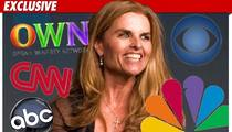 Maria Shriver: Thanks For The Offers, but No Thanks