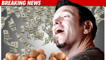 Smash Mouth Singer -- The Kobayashi of EGGS!!!