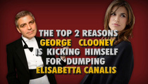 George Clooney's Breakup -- Blame It On The List?