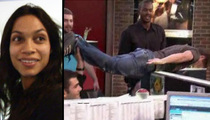 Rosario Dawson -- PLANKS For the Inspiration