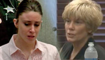 Casey Anthony to Mom: Turn on Me, I'll Turn You Away