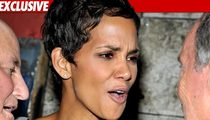 Intruder at Halle Berry's -- Cops Called