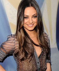 Mila Kunis Grants U.S. Marine's Wish
