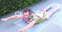 Richard Simmons -- Down and Dirty PLANKING