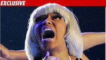 Nicki Minaj -- Allegedly Attacked In Hotel Fight