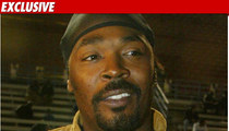 Rodney King -- Booked for DUI