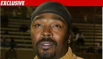 Rodney King -- Detained In DUI Investigation