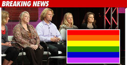 'Sister Wives' Family -- Just Like The Gays!