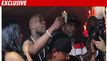 Floyd Mayweather's $100 Inferno -- THE VIDEO!!!