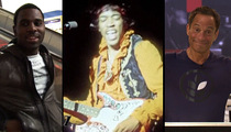 Jason Derulo & Harvey Make a Hendrix Connection