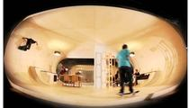 Shoe Mogul's CRAZY House -- 100% Skateboardable