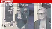 Dogfight Over Lohan Necklace Surveillance Video