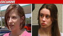 Casey Anthony Look-Alike Says Attack Story is Bogus
