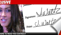 Ex-Arquette Mistress Signed on the XXX Dotted Line