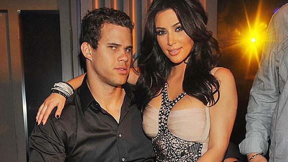 Kim Kardashian & Kris Humphries: Dueling Bachelor & Bachelorette Parties
