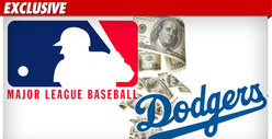 MLB Offers L.A. Dodgers Bail Out Money