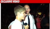 Justin and Selena -- Malibu WEDDING Crashers