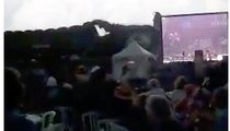 Stage COLLAPSES At Cheap Trick Concert [VIDEO]