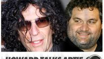 Howard: Artie Hasn't Asked Me For His Job Back