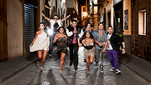 'Jersey Shore' Season 4 Trailer: Fights, Arrests, Hookups in Italy!