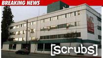 'Scrubs' Hospital Damaged in Fire