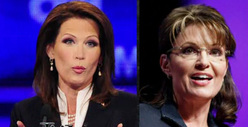Palin v. Bachmann -- The Who&#039;d Ya Rather Showdown