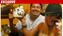 Lindsay Lohan + Worm + Tequila = SCANDAL???!