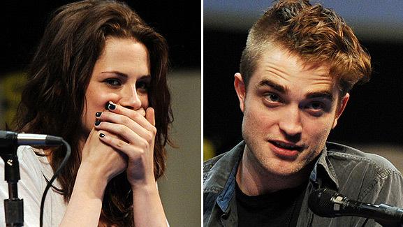 Robert Pattinson Debuts Bizarre Buzzed 'Do at Comic-Con