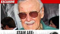 Stan Lee:  Relax, I'm Just Fine!