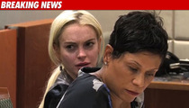 Judge EXTREMELY Impatient with Lindsay Lohan