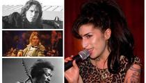 Amy Winehouse -- Cursed at 27
