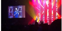 Dave Chappelle Gives Crowd the Silent Treatment