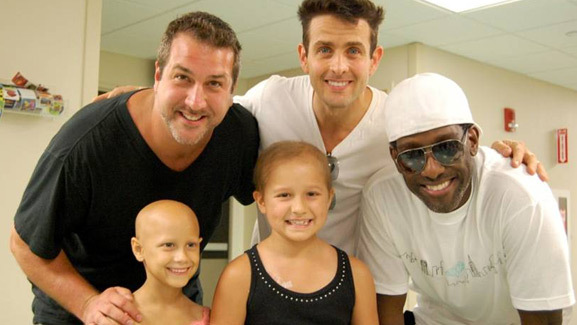 Photos: Boy Bands Unite for Good Cause