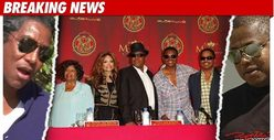 Jackson Family Divided Over MJ Tribute Concert