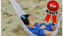 TMZ's Beachin' Baby Contest -- WINNER!