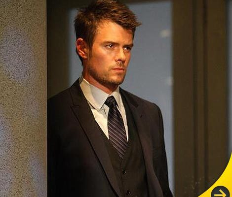 First Photos: Josh Duhamel Returns to 'All My Children'