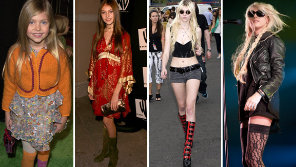 Taylor Momsen Turns 18 -- A Look Back!