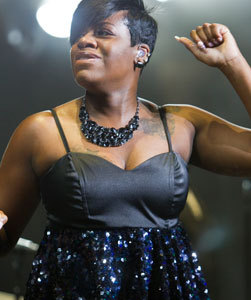 Fantasia Barrino Is Pregnant!