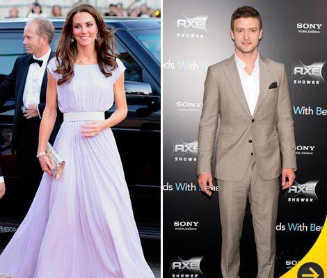 Kate Among Vanity Fair's Best-Dressed List