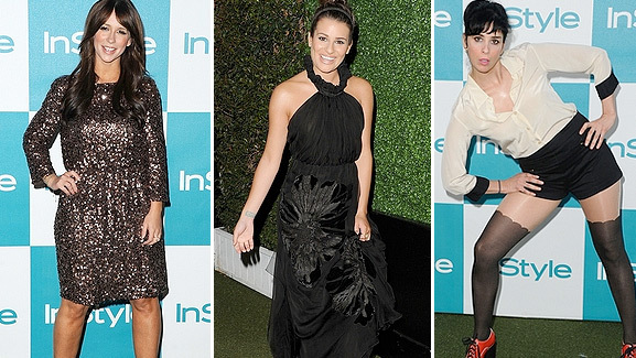 Hewitt, Silverman & More: Wild Style At InStyle Event