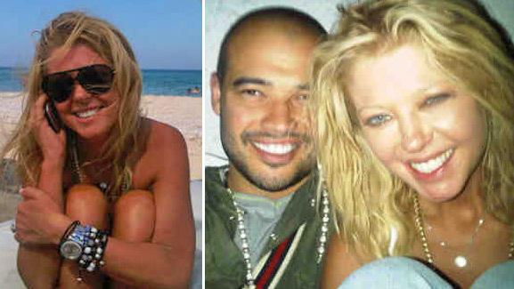 Tara Reid Tweets Honeymoon Photos with New Hubby!