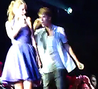 Justin Bieber's Surprise Duet with Taylor Swift