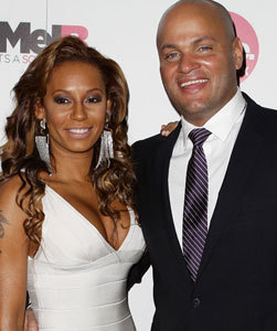 Melanie Brown Welcomes Baby No. 3!